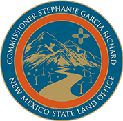 NM State Land Office logo